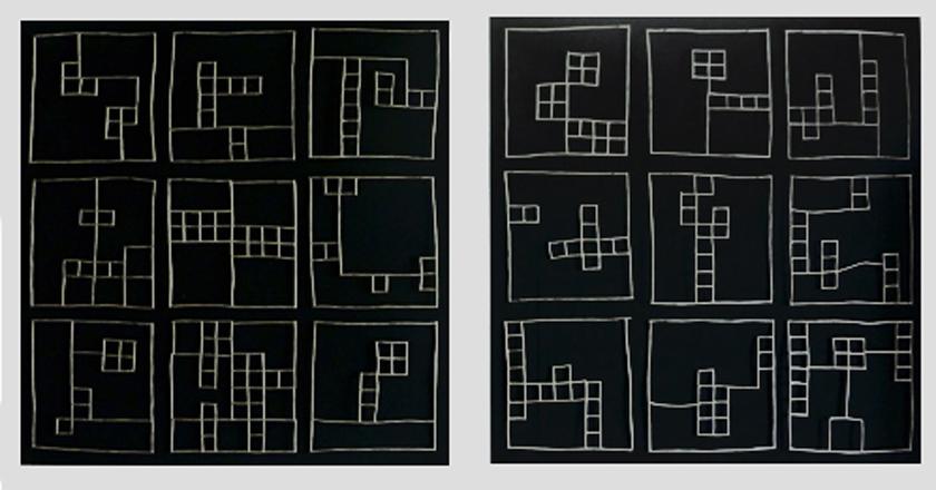 Pixelbilder 6-23 / 2011